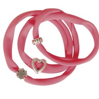 Bracelets  noués élastiques Stretch it!
