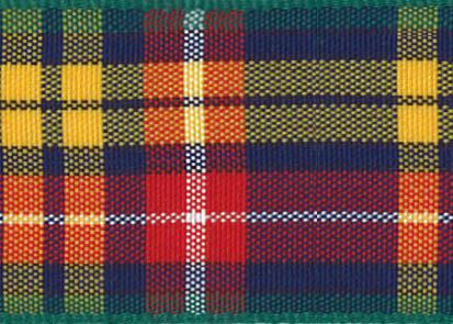 Ruban écossais et tartans