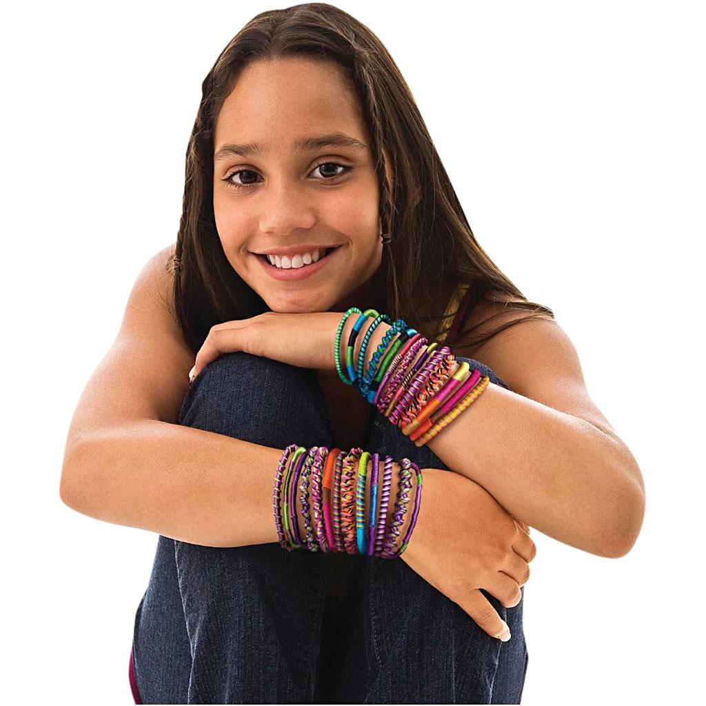 Livre sur les bracelets brésiliens