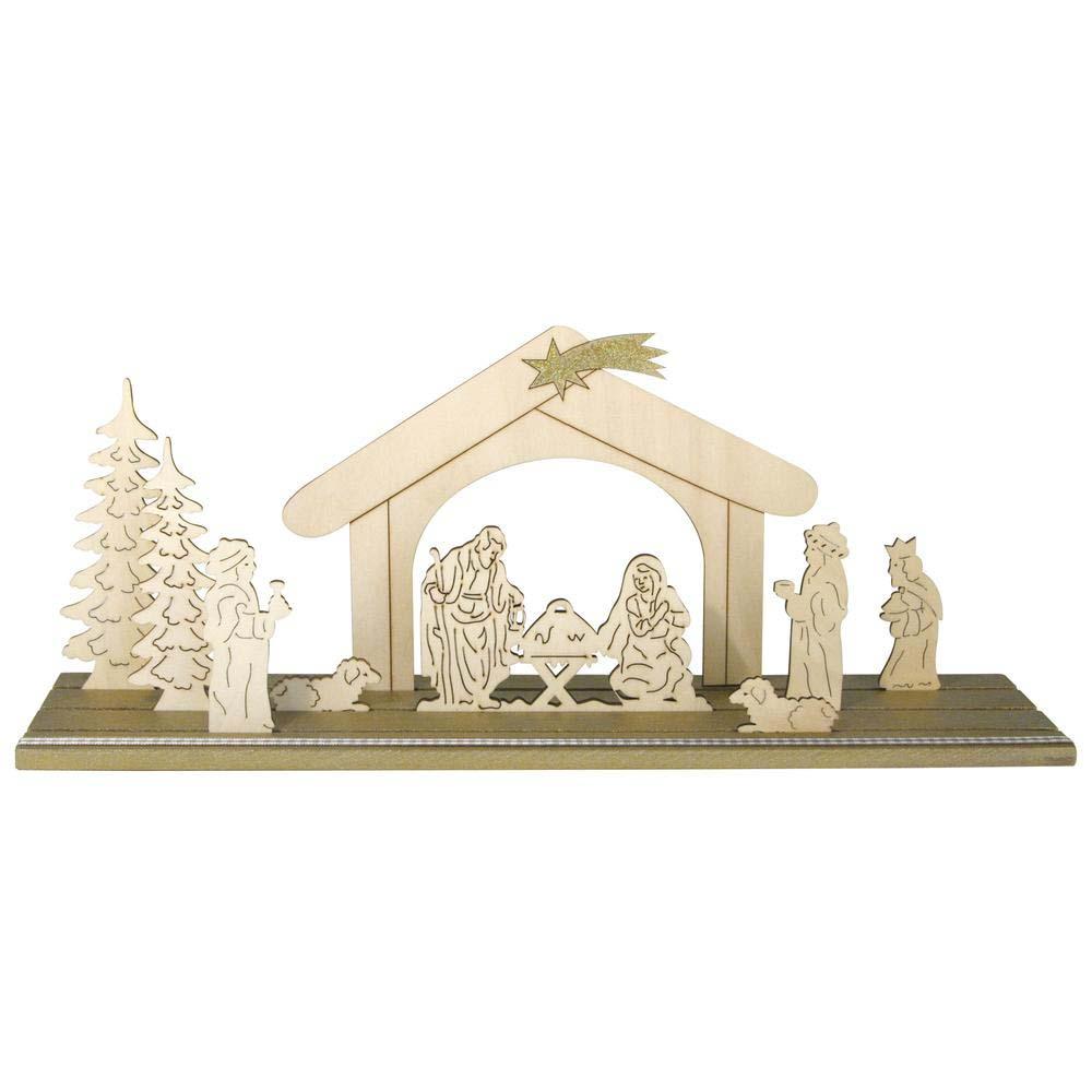 Crêches et santons de Noël