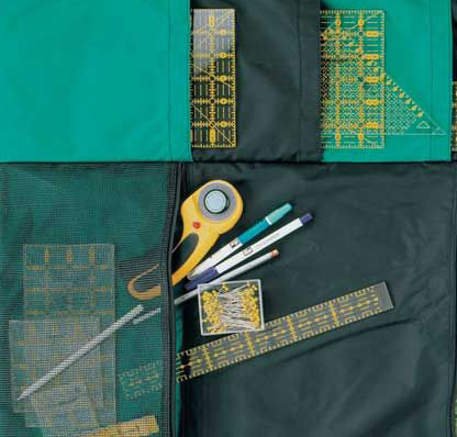Rangement patchwork