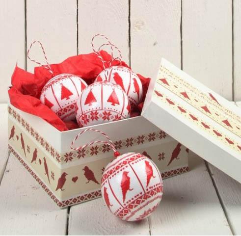 Boules en polystyr ne de toutes tailles peindre ou d corer - Decorer boules de noel polystyrene ...