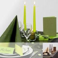 Table & Style vert clair