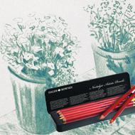 Crayons d'art et fusains