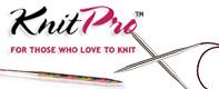 Tricoter avec Knit-pro