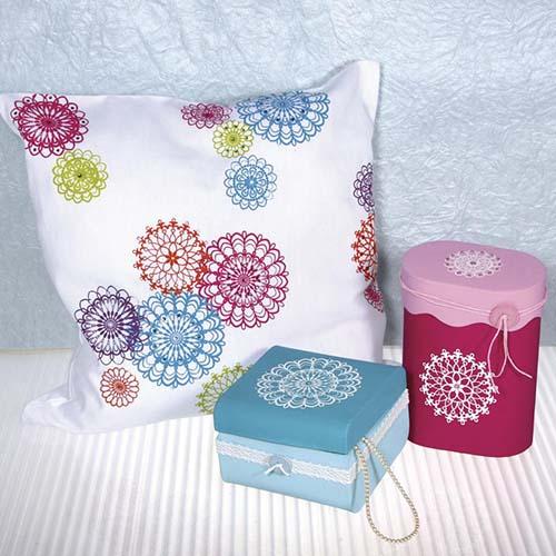Décorer les textiles