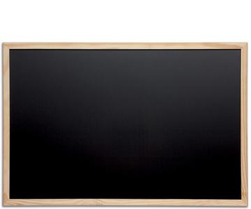 Tableau blanc et tableau noir