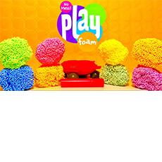 Foam Clay