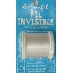 fil invisible lebaufil  10bob de 100 metres