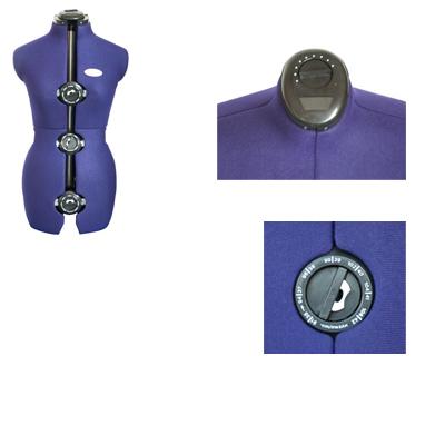 mannequin de couture taille s36 42 prymadonna