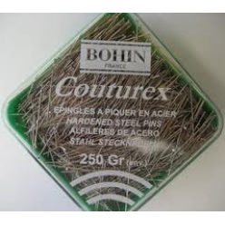 lot 4 x 250g d epingles extra fine couturex n4 30mm