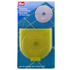 lame de rechange 60 mm pour cutter jumbo 611387 prym