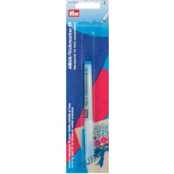 marqueur soluble a l eau bleu point extra fine