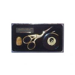 coffret golden bird 1 de1 ciseaux1metre
