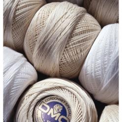 fil a crocheter cordonnet special  boite de 10 pelotes