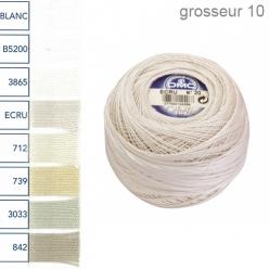 fil a crocheter cebelia grosseur 10 50g