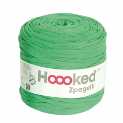 fil hoooked zpagetti dmc green