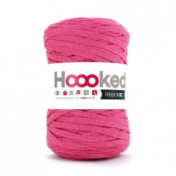 Pelote Hoooked Ribbon XL bubblegum pink