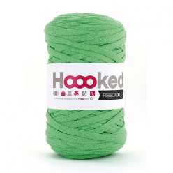 Pelote Hoooked Ribbon XL salad green