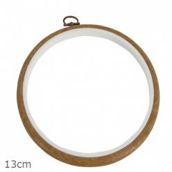 cadre tambour rond dmc 13cm
