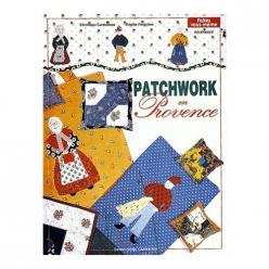 livre patchwork en provence
