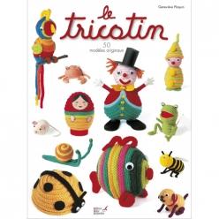livre le tricotin  50 modeles originaux