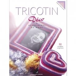 livre tricotin deco et accessoires de mode