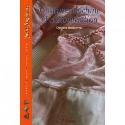 livre couture machine et customisation