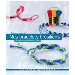 livre mes bracelets bresiliens  francoise hamon
