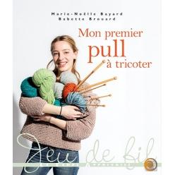 mon premier pull a tricoter