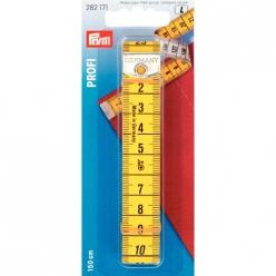 metre ruban profi jaune 150cm