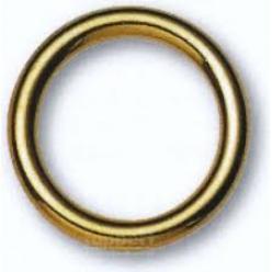 anneaux prym en laiton