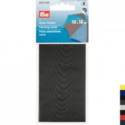 piece autocollante en nylon 10x18cm