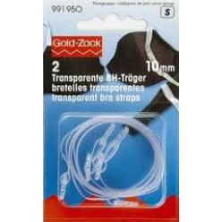 maintien bretelles soutien gorge 10mm