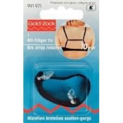 maintien de bretelles du soutien gorge 10mm