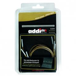 assortiment de cables pour aiguilles interchangeables