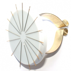 bracelet magnetique porte epingles bohin