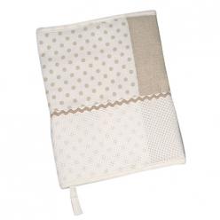 protege carnet de sante a broder imprime pois 24x17cm