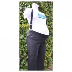 bretelle harnais biclip pour femme enceinte