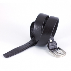 ceinture homme tubulaire 30mm