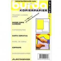 papier copie carbone burda 2f