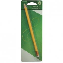 crayon pour tissu jaune