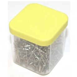 boite d epingles en acier 30mm 40g  1er prix