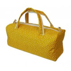 sac a ouvrage avec oeillets soleil