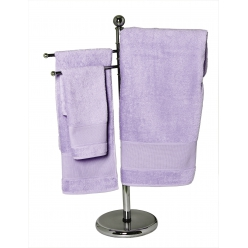 serviette de toilette invite a broder 40x60 cm