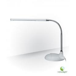 lampe led flexible de bureau blanche