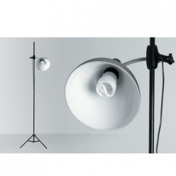 lampe studio sur pince avec trepied remplace e31175