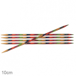 setde6aiguillesdoublespointesknitpro10cm 25mm