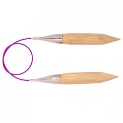 aiguilles circulaires fixes 150cm basix