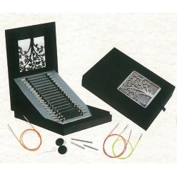 edition limite kit aiguilles a tricoter karbonz